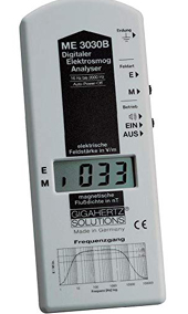 EMF / RF Meters - How to test for Wireless Radiation